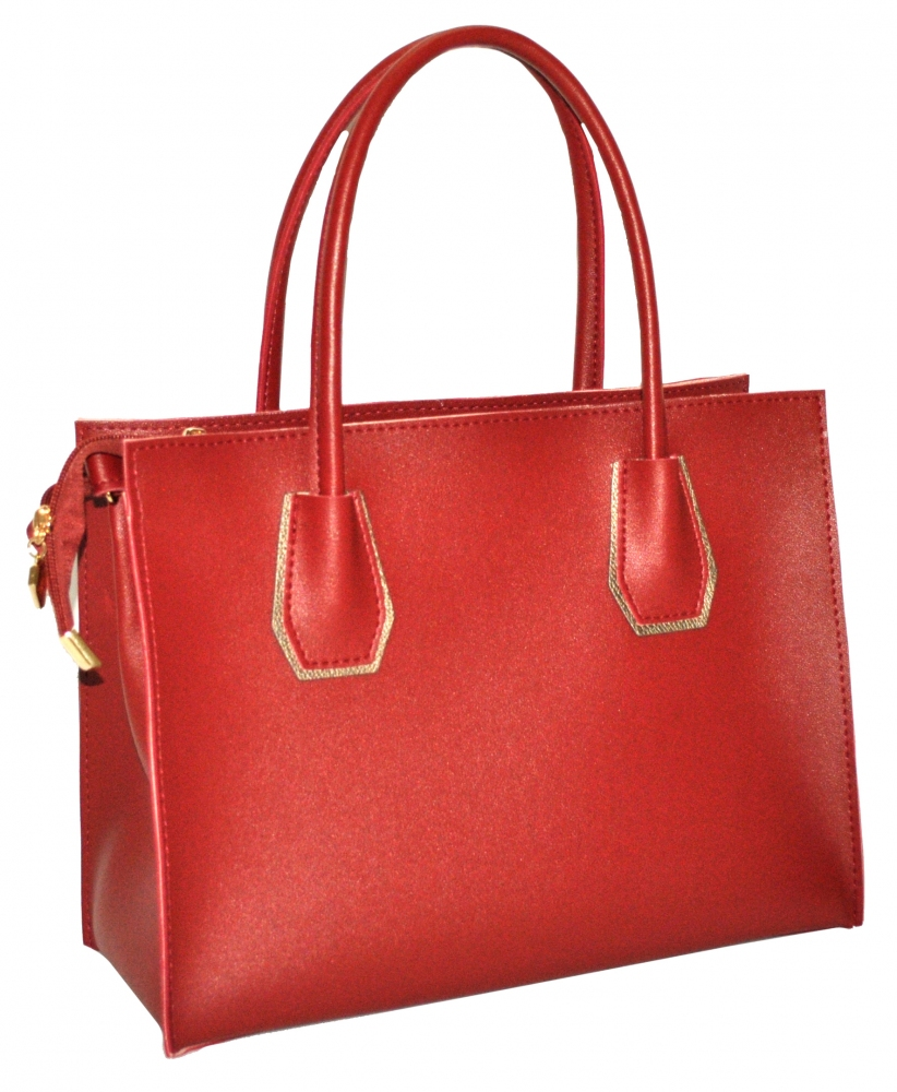 Women's bag 35481 red