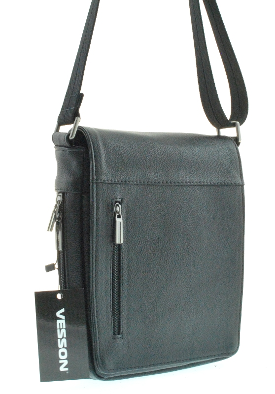 Men's bag 34187 black