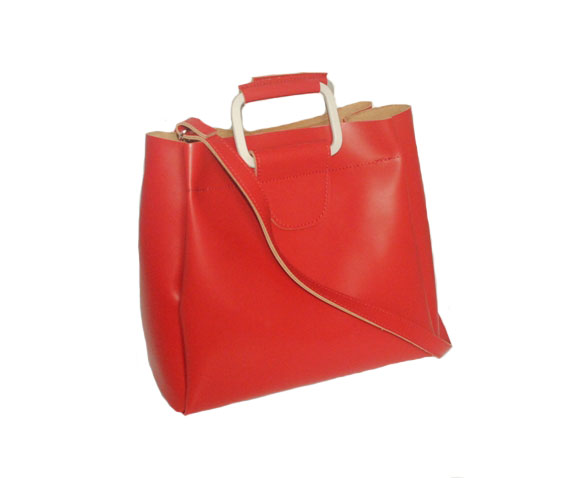 Women's bag 35493 red
