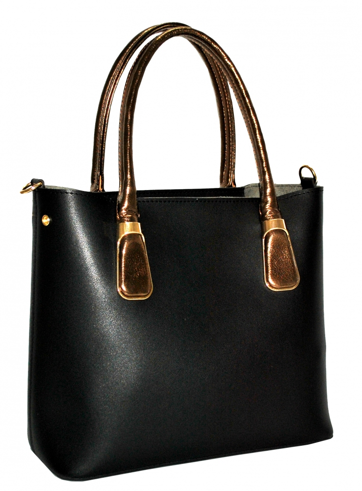 Women's bag 35484  black