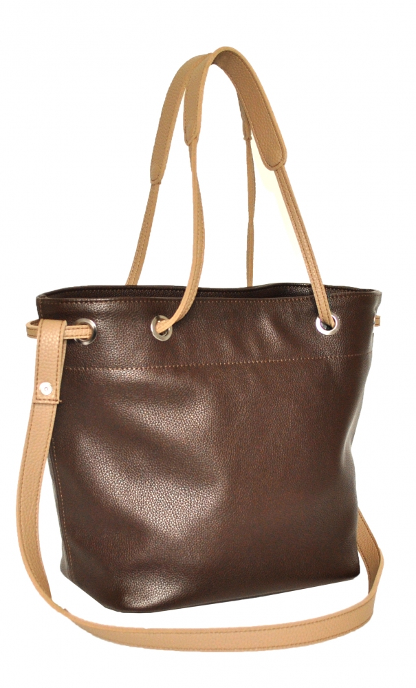 Women's bag 35492 - 1 brown