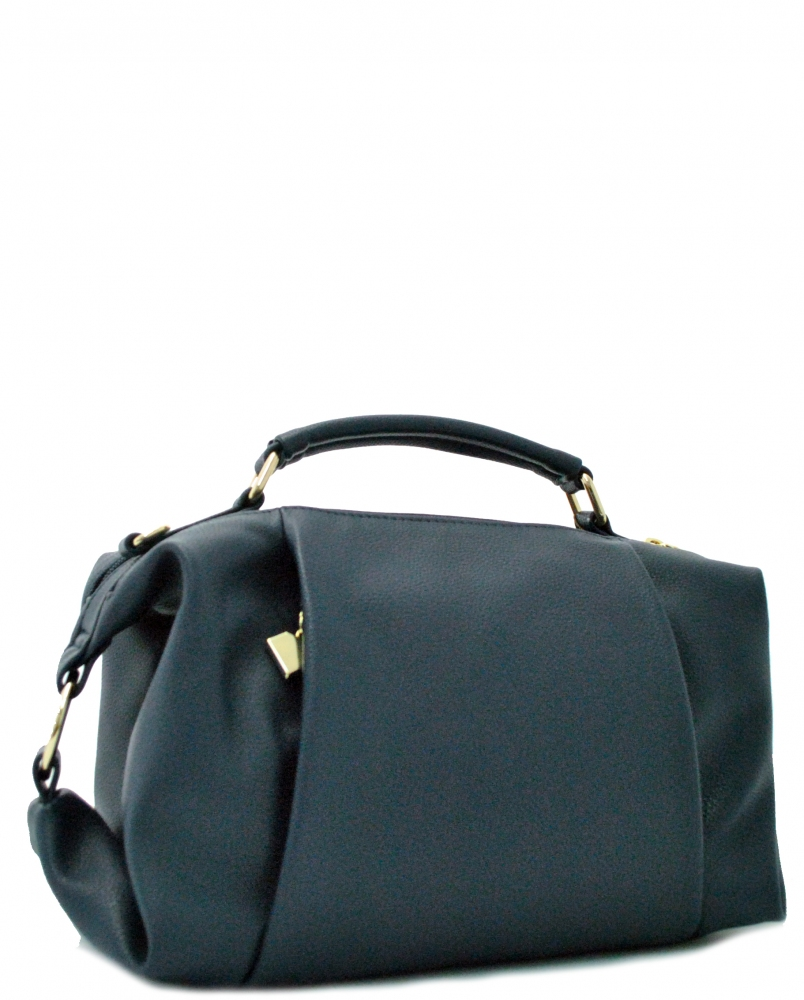 Women's bag 35415 blue