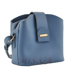 Women's bag 35758 blue