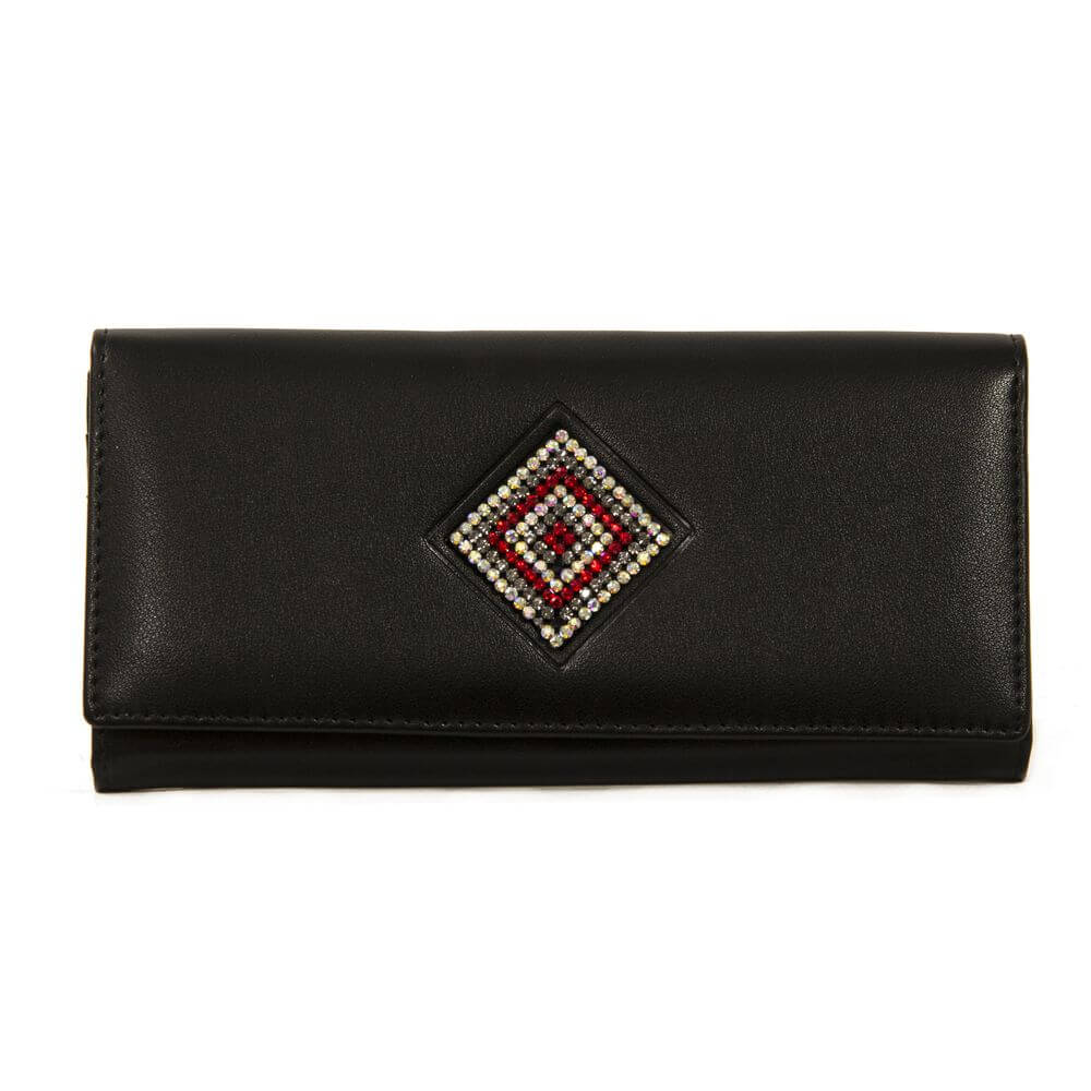 Women's purse 174014 black