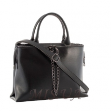 Women's bag 35668 black