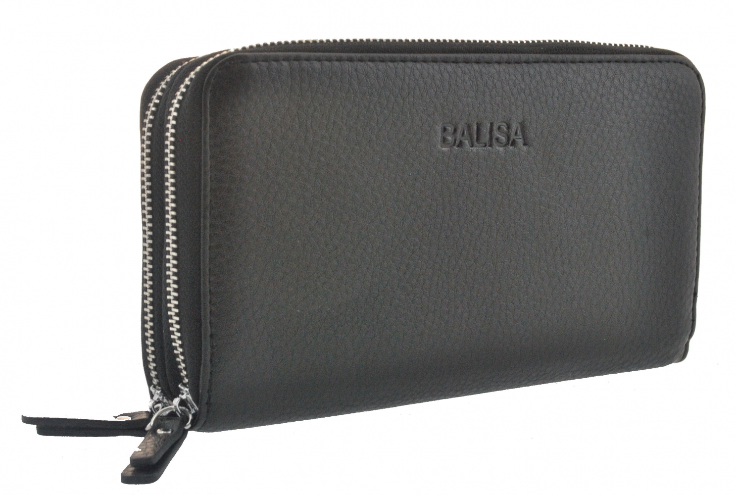 Men's purse 17423 black