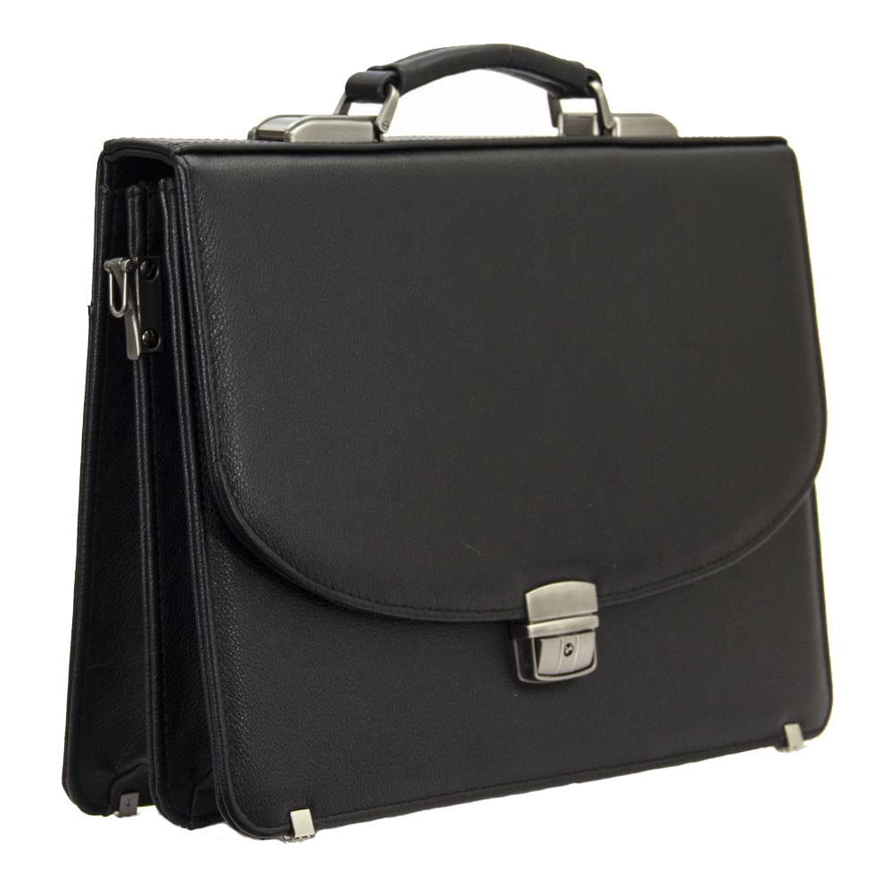 Men's briefcase 471 black