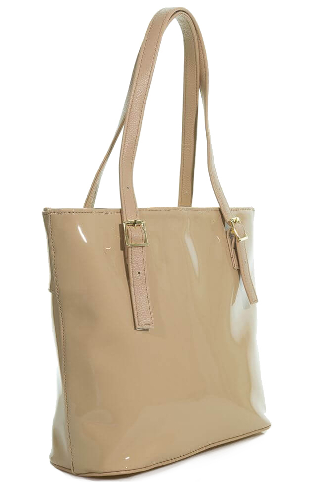 Women's bag 35404 beige