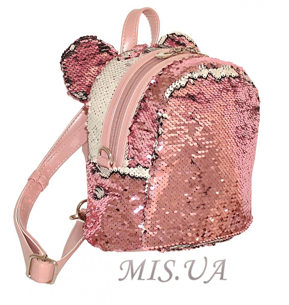Городской рюкзак 35616 розовый
