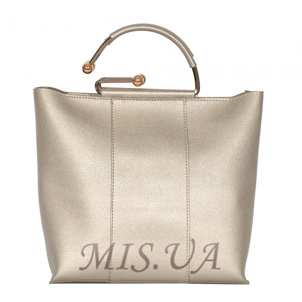 Женская сумка 35533 серебряная