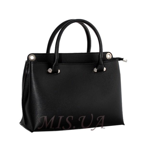 Жіноча сумка МІС 35767 чорна