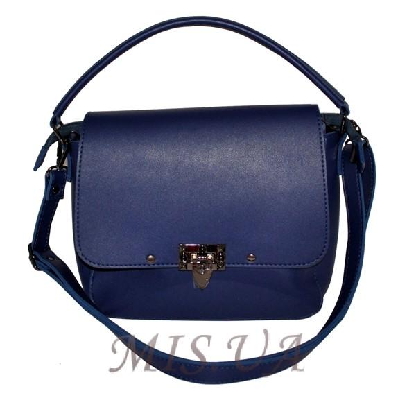 Женская сумка 35582 синяя