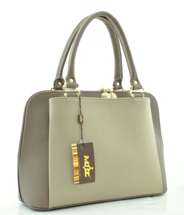Женская сумка 2424 бежевая