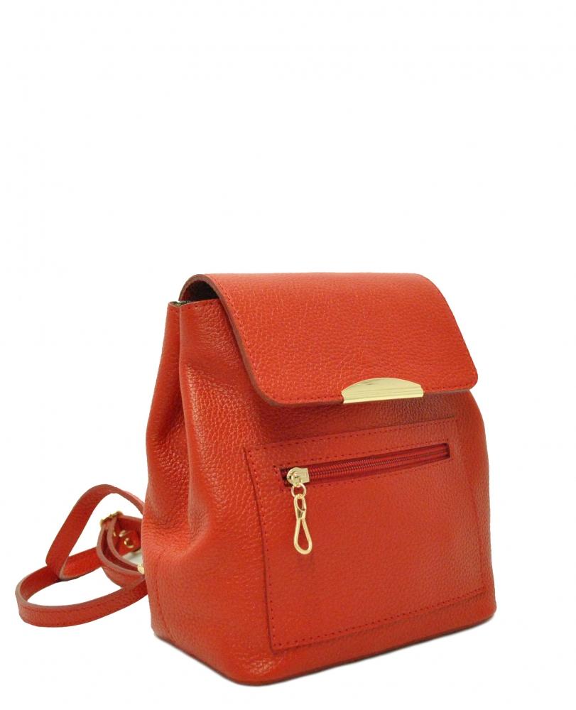 Female backpack 2513 red