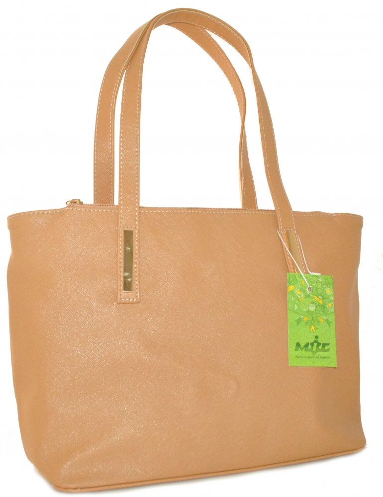 Жіноча сумка 35460 руда