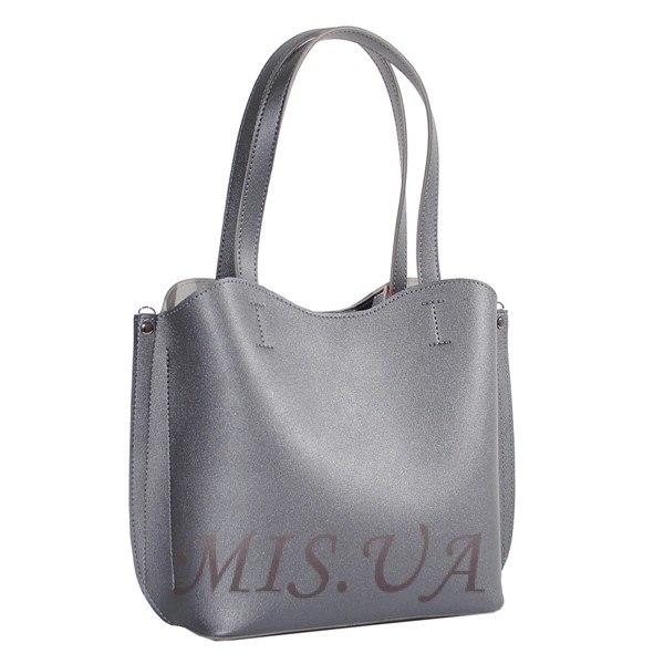 Женская сумка MIC 35793 серая