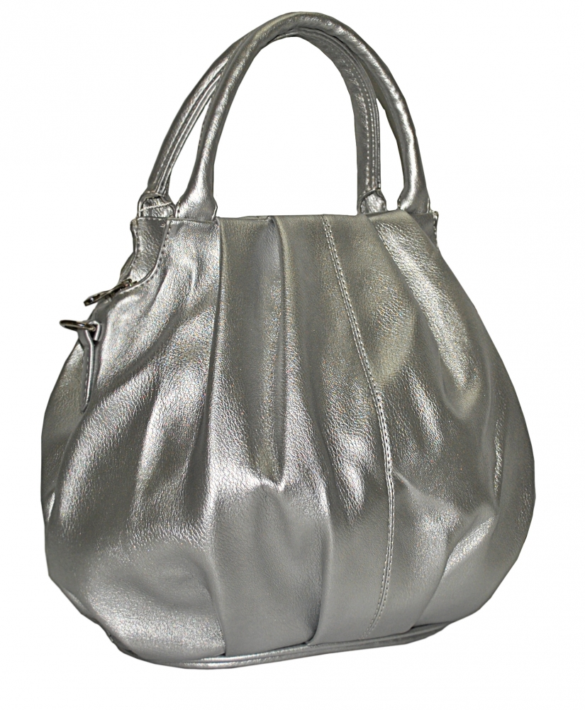 Women's bag 35440 silver