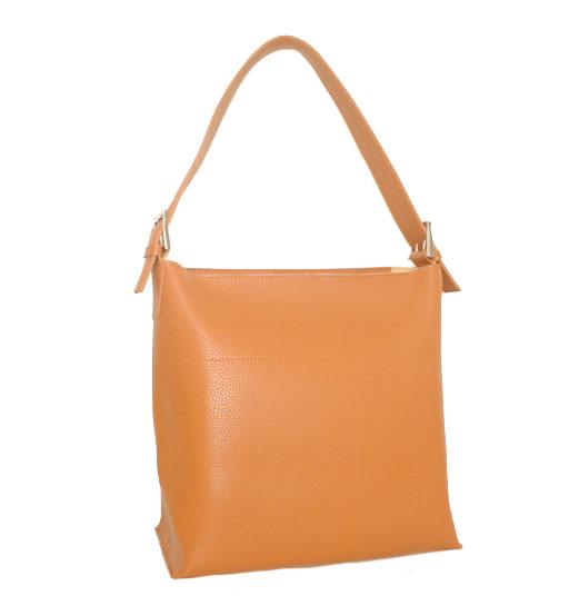 Женская сумка 35474 рыжая