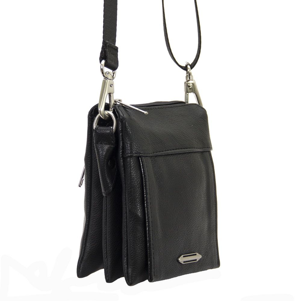 Чоловіча сумка 34175 чорна