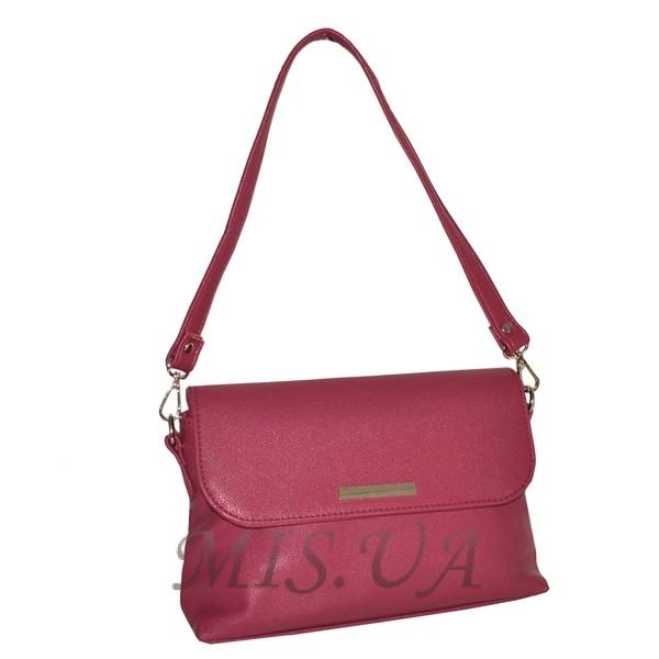 Женская сумка 35591 - 1 пурпурная