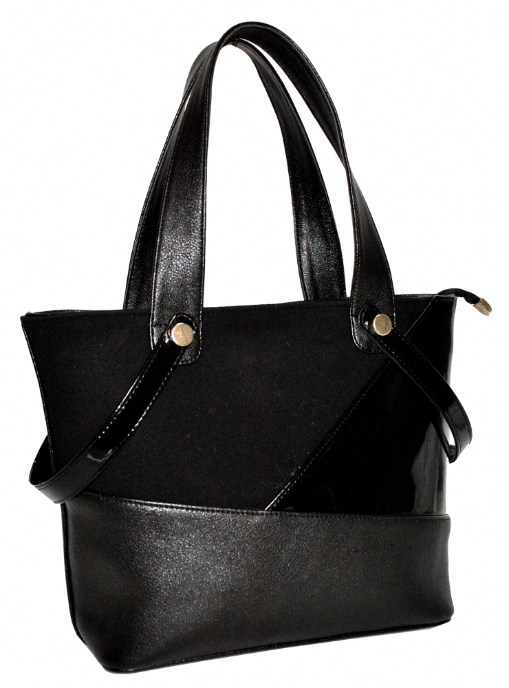 Женская сумка 35506 - 1 черная