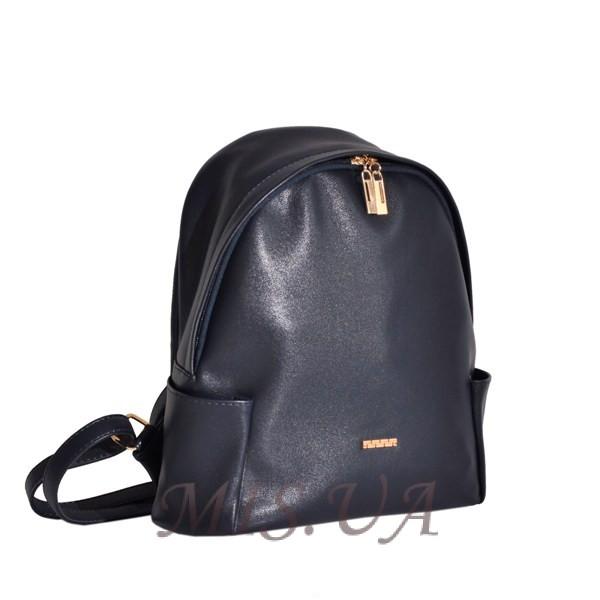 Женский рюкзак 35432 темно-синий