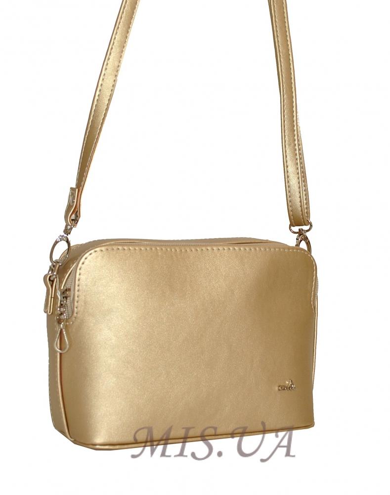 Women bag 35329 golden