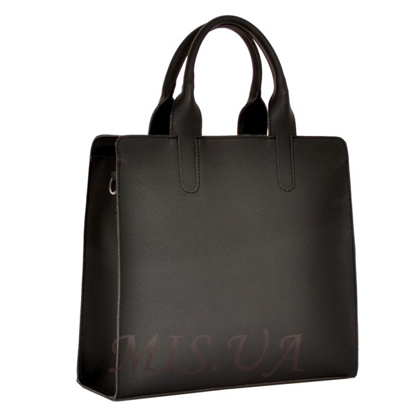 Women's bag 35644 black