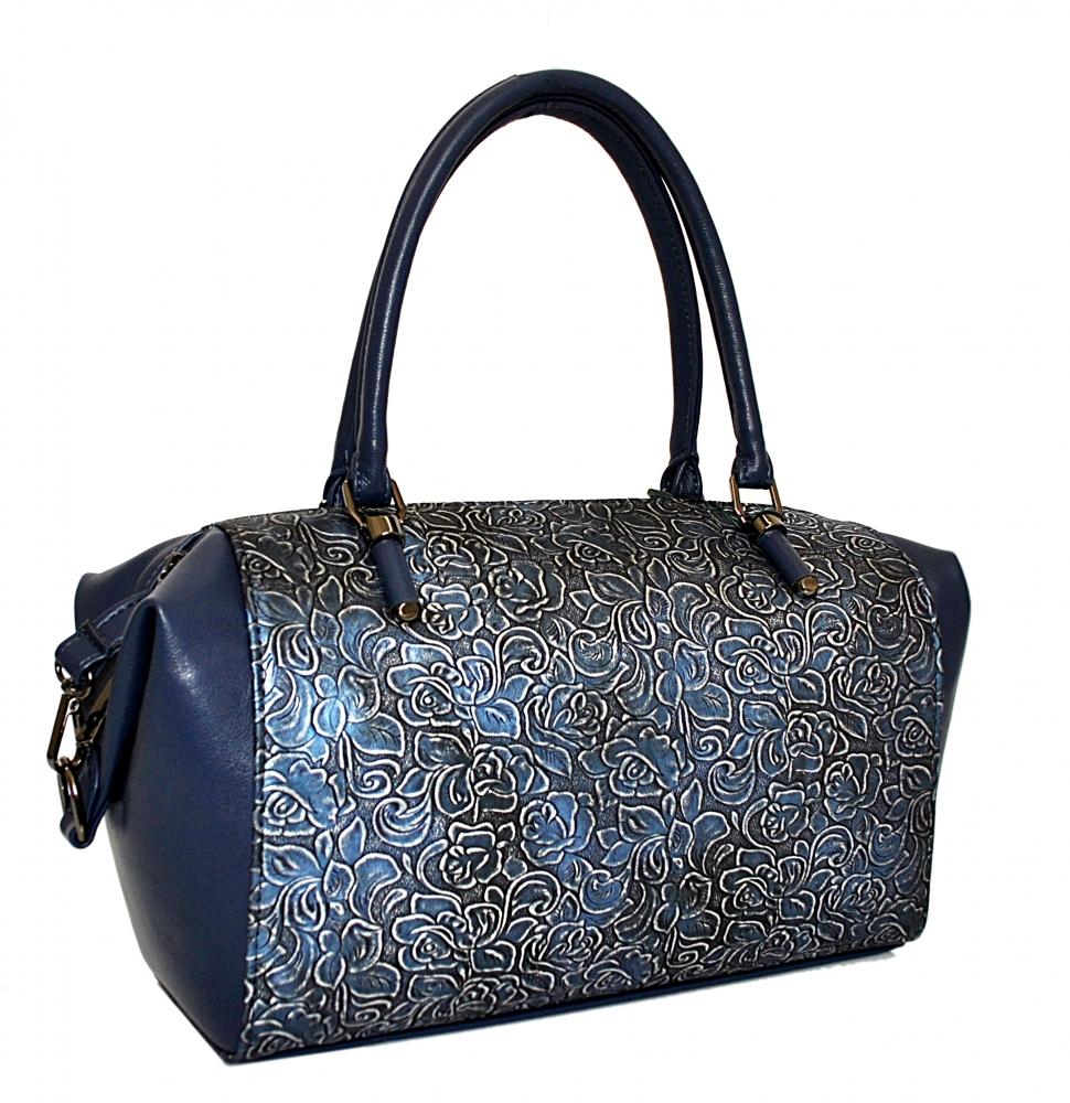 Женская сумка 35489 cиняя