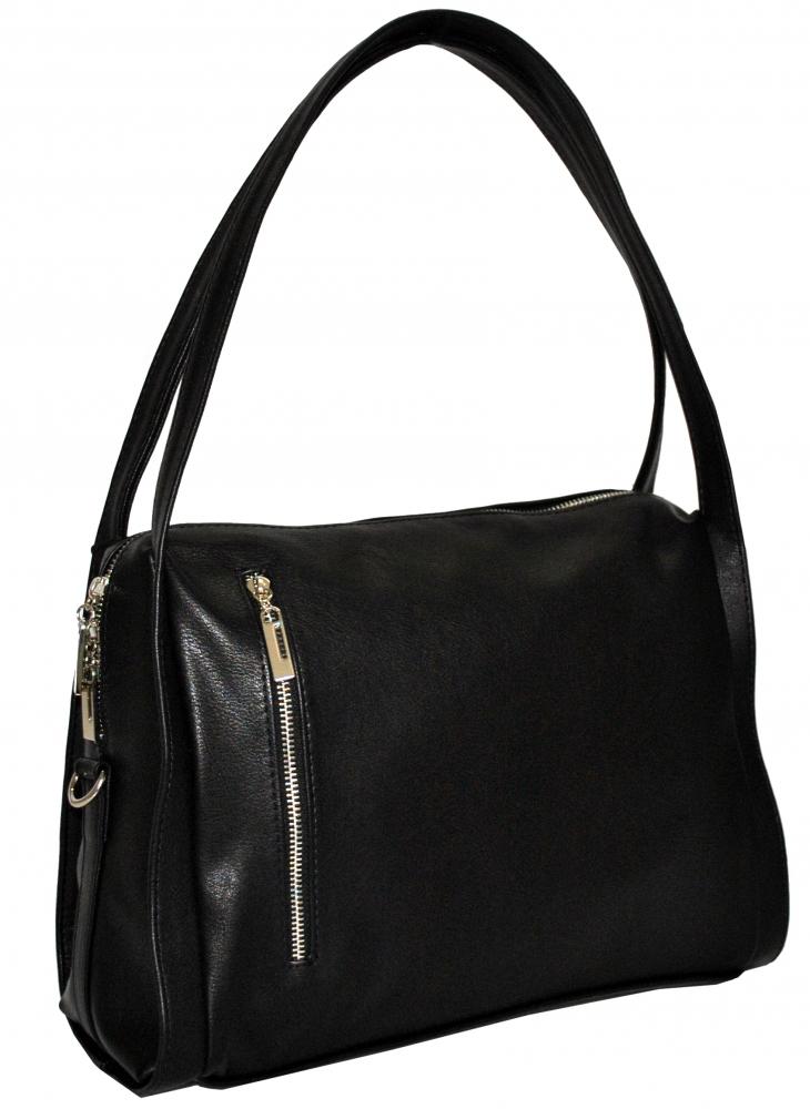 Женская сумка 35512 - 1 черная