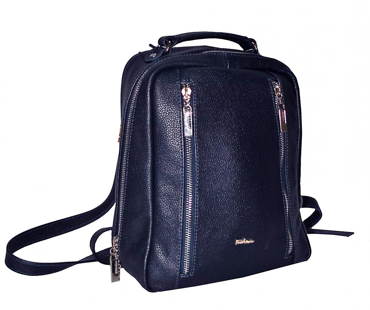 Жіночий рюкзак 2511 синій
