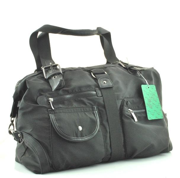 Дорожная сумка 38933 черная