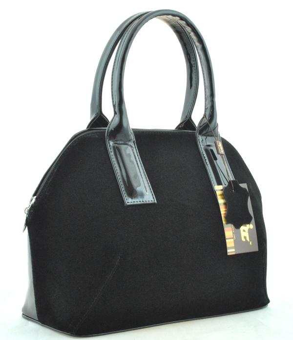 Жіноча сумка 0624 чорна
