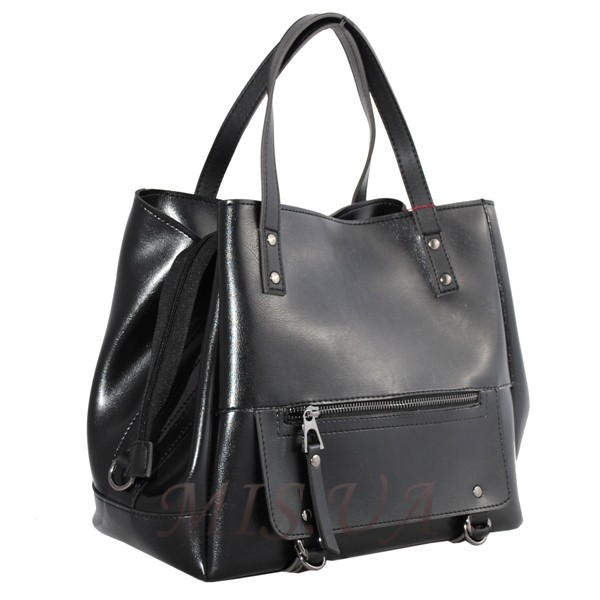Женская сумка MIC 35717 черная