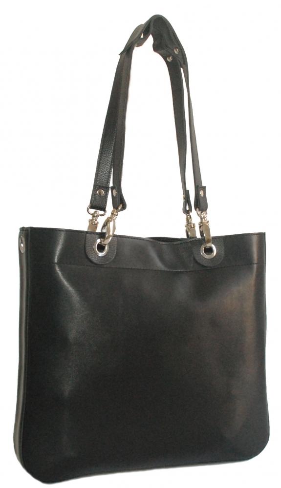 Женская сумка 35471 А черная