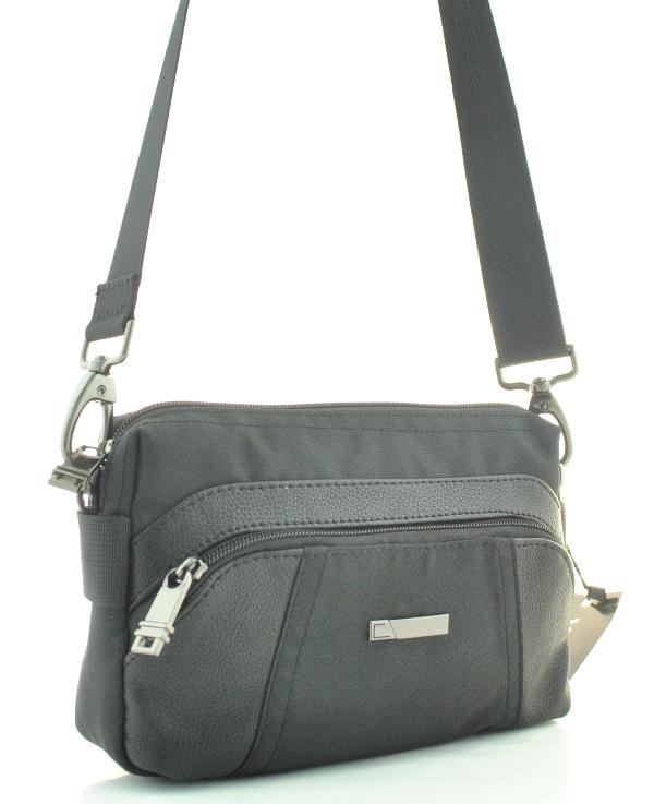 Мужская сумка 34212 черная