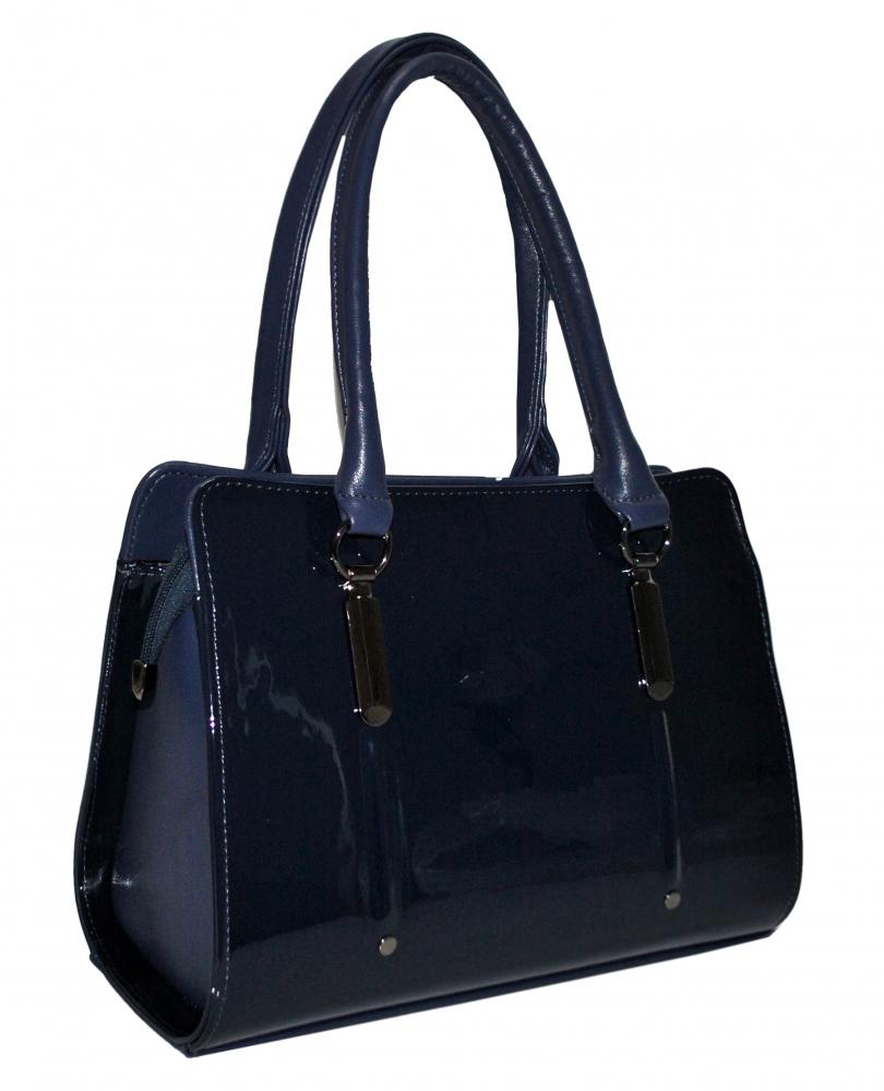 Женская сумка 35477  синяя