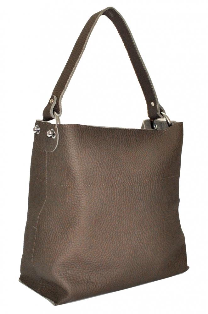 Женская сумка 2526 коричневая