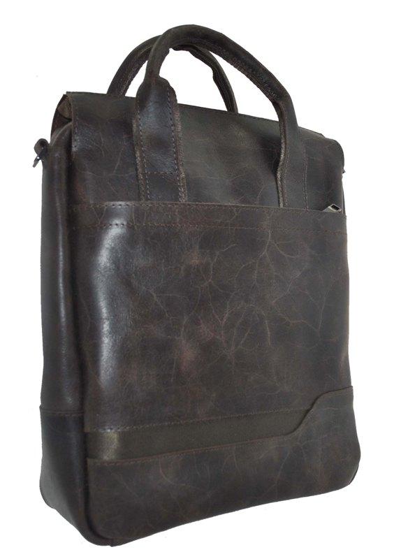 Мужской портфель 4274 коричневый