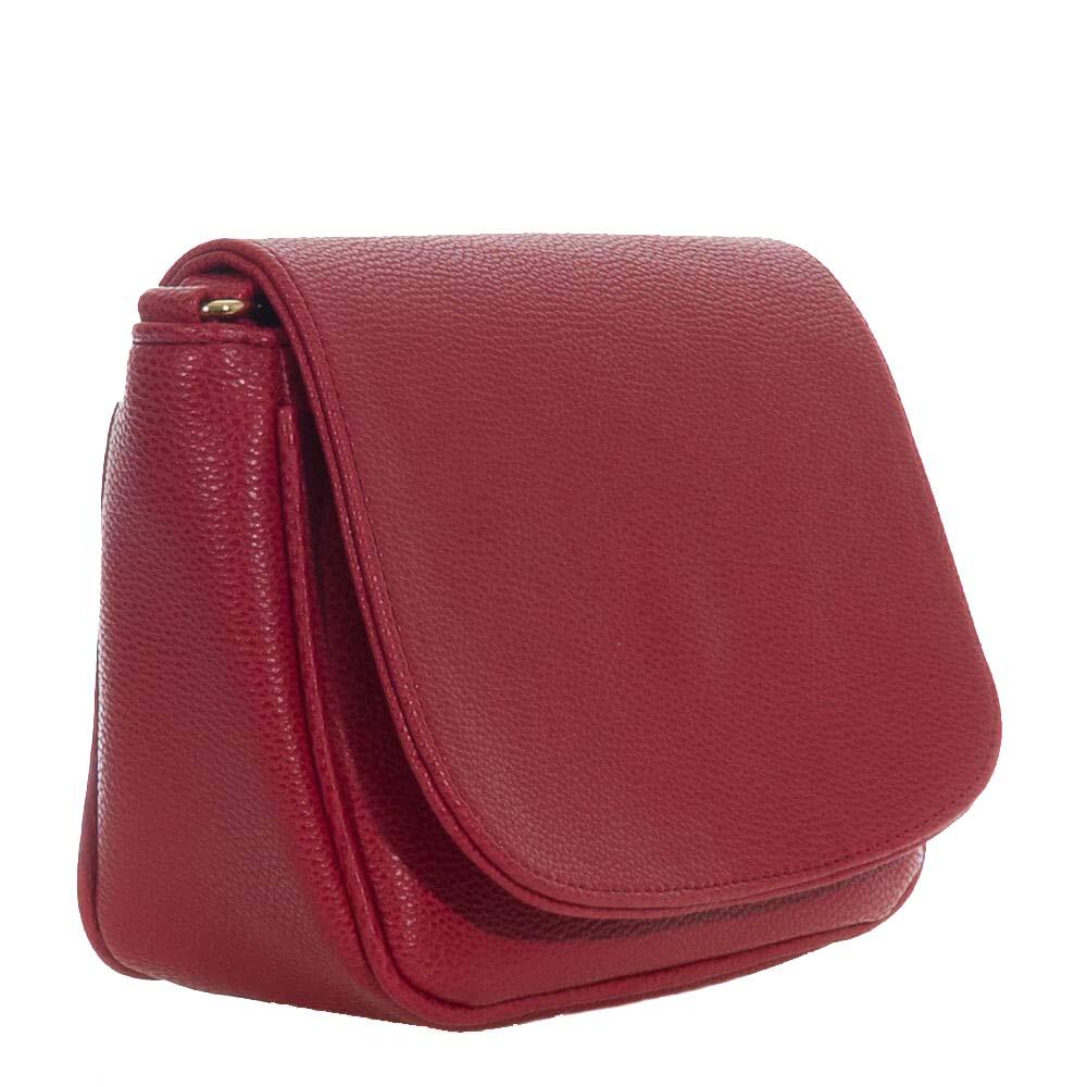 Женская сумка через плечо 35133 красная