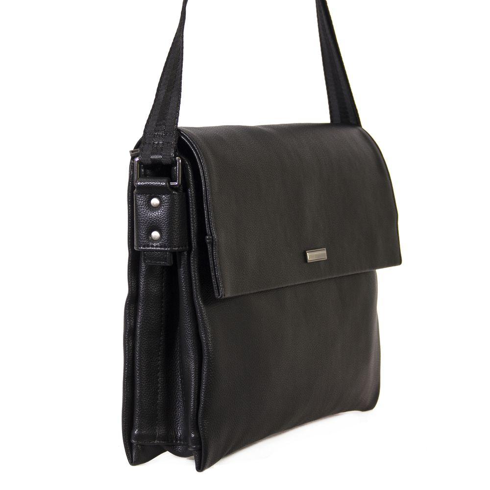 Мужская сумка-портфель 34147 черная