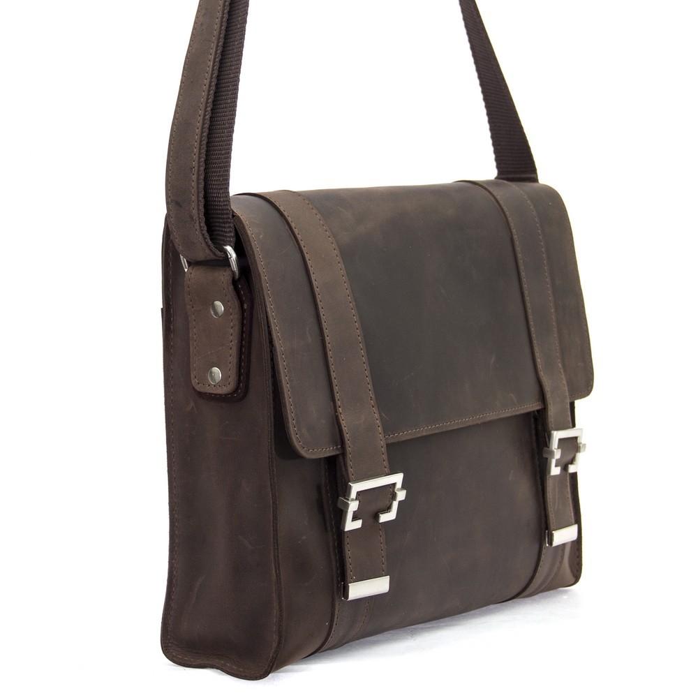 Мужской портфель 4250 коричневый