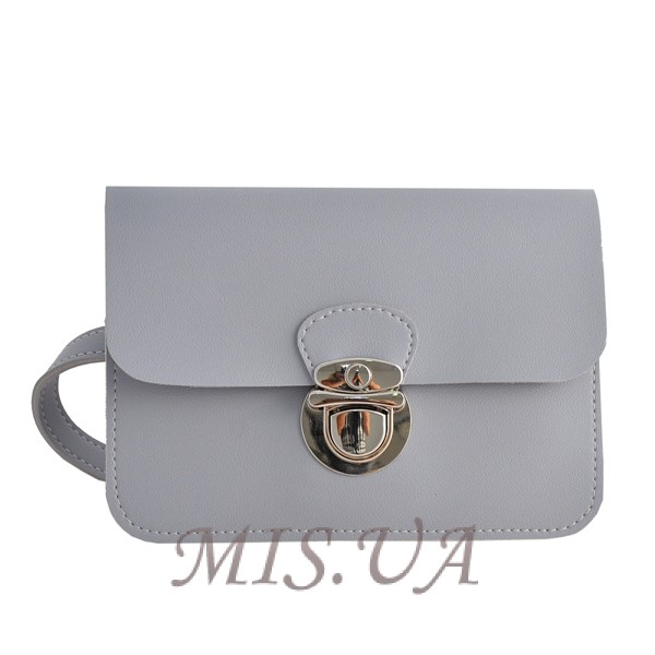 Women's bag 35723 gray