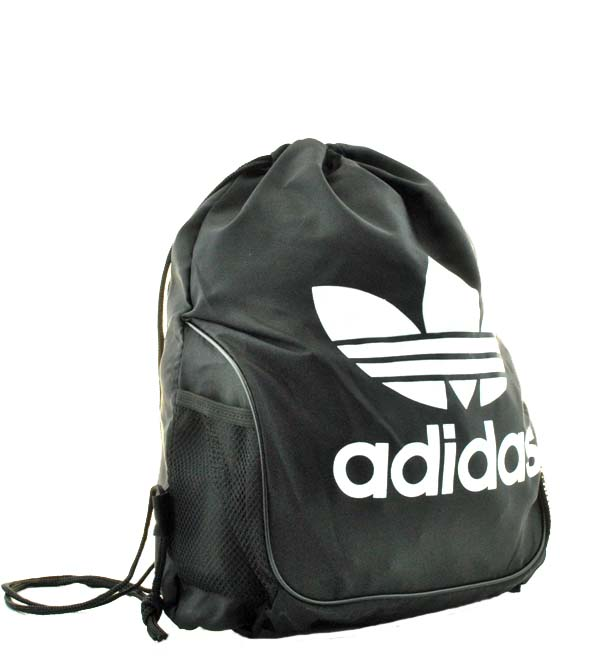 Male sports bag 381437 black
