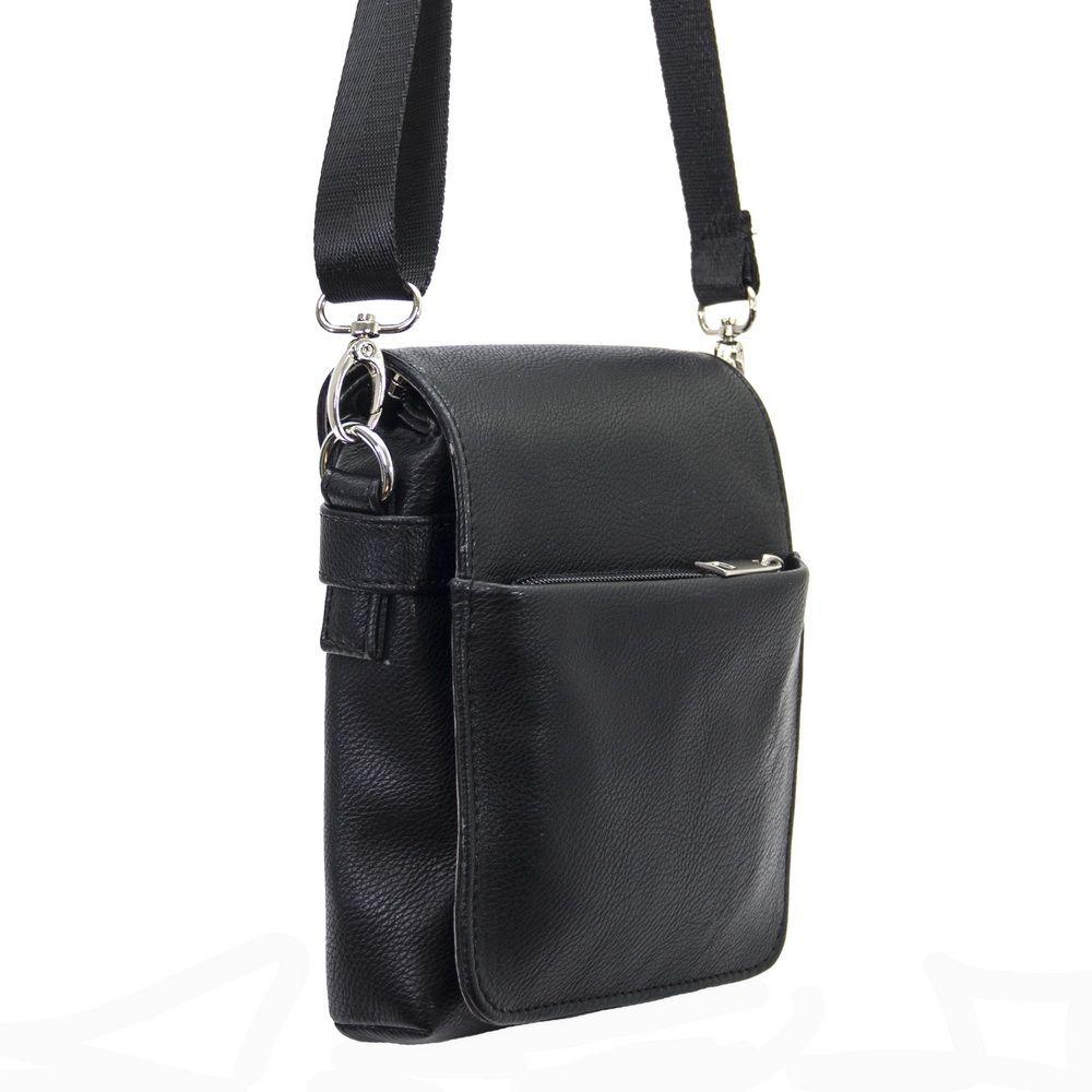 Мужская сумка 34170 черная