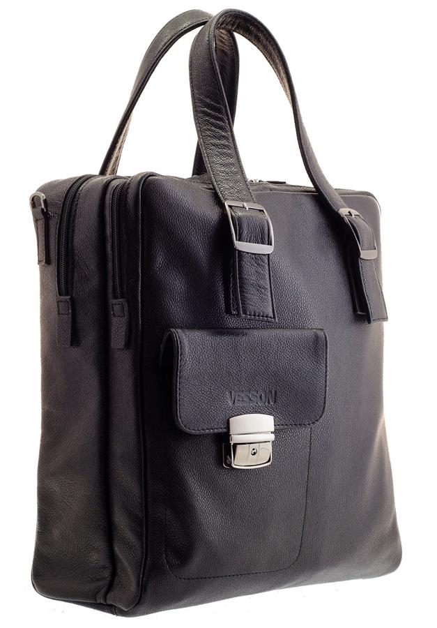 Мужской портфель 4331 черный