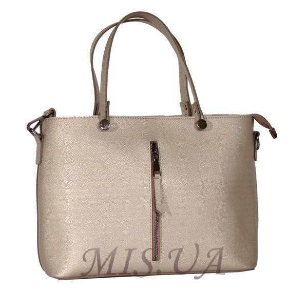 Женская сумка 35635 серебро