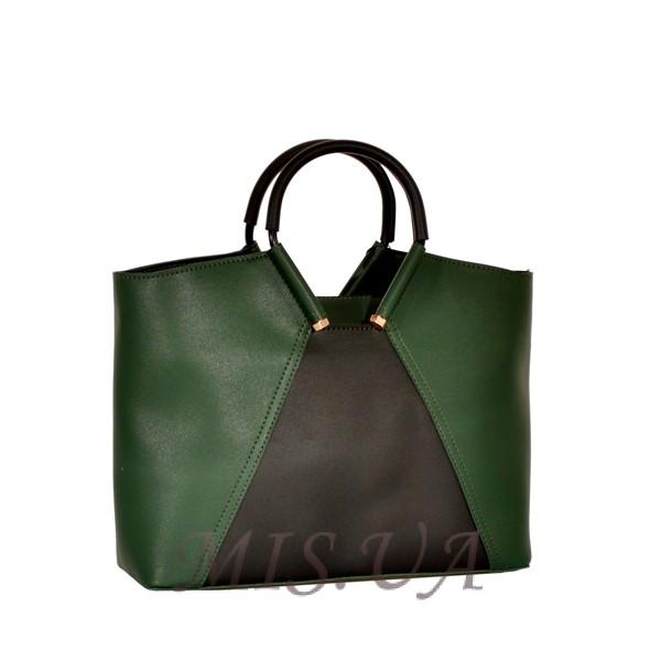 Women's bag 35601 Green - Combined