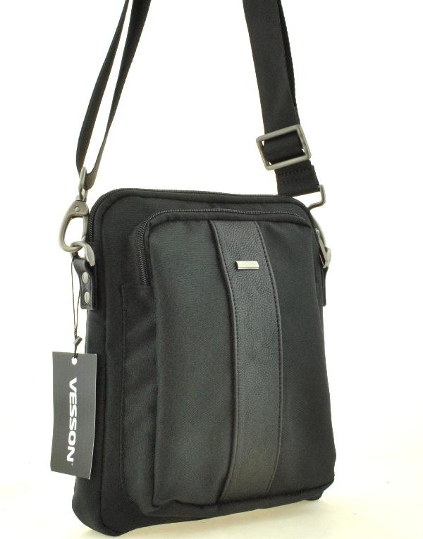 Мужская сумка 34217 черная