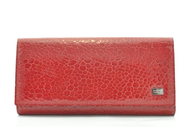 Женский кошелек 179114 красный